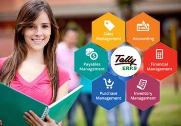 Accounts,Taxation & Tally ERP